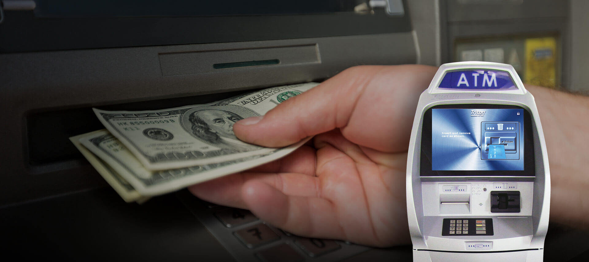 Apply for ATM rental in Oregon